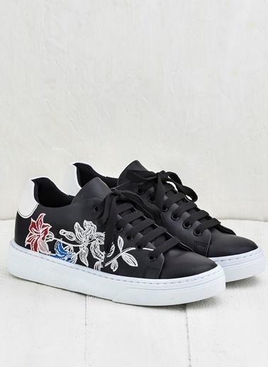 Elle Sneaker Siyah